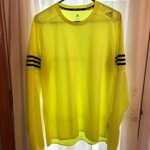 Long sleeved running shirt